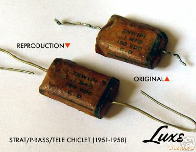 Film Capacitors For Audio an Audio Grade Film Cap