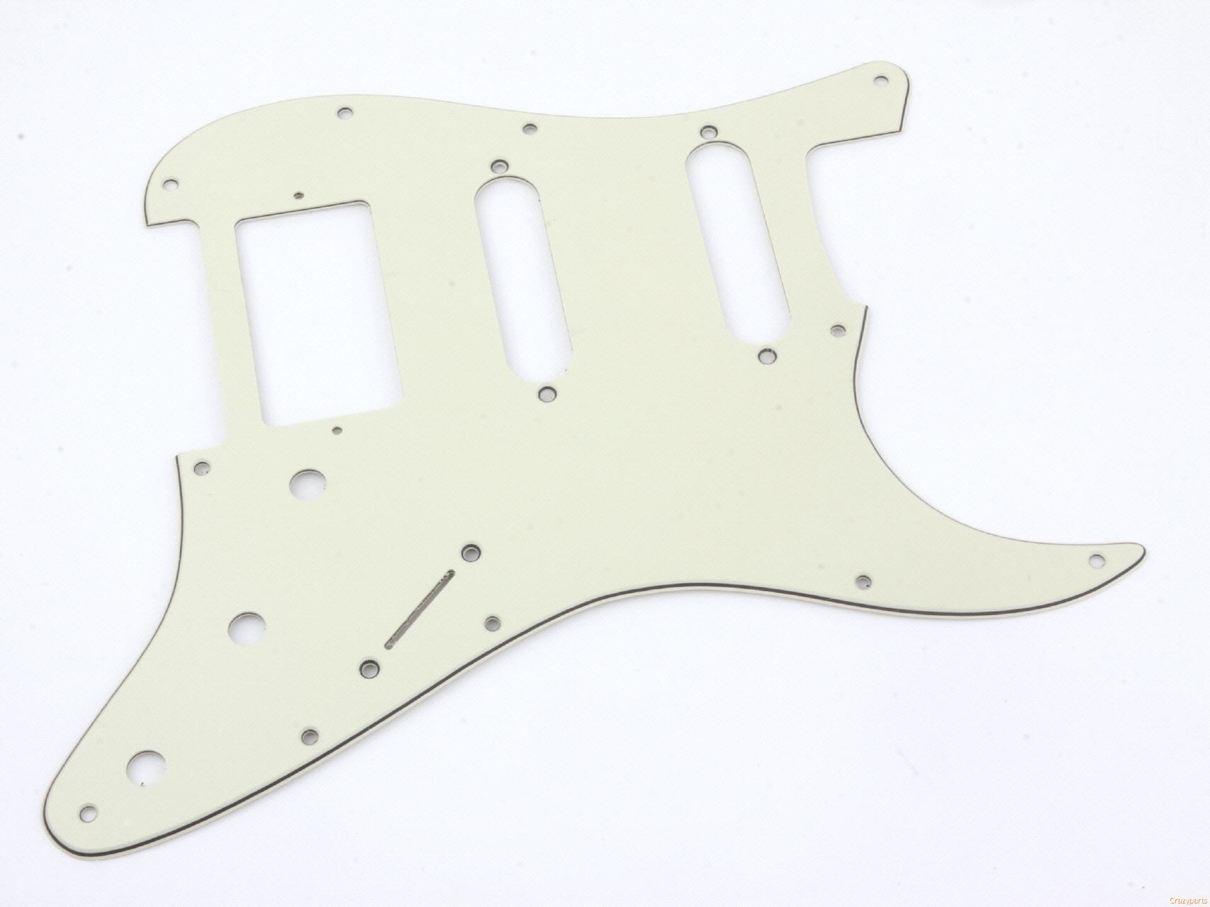 64'ST Premium Green Guard HSS Cover Rounting