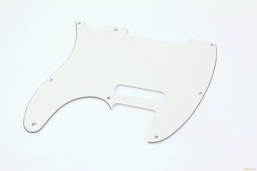 Just in...Bone White P90 Covers