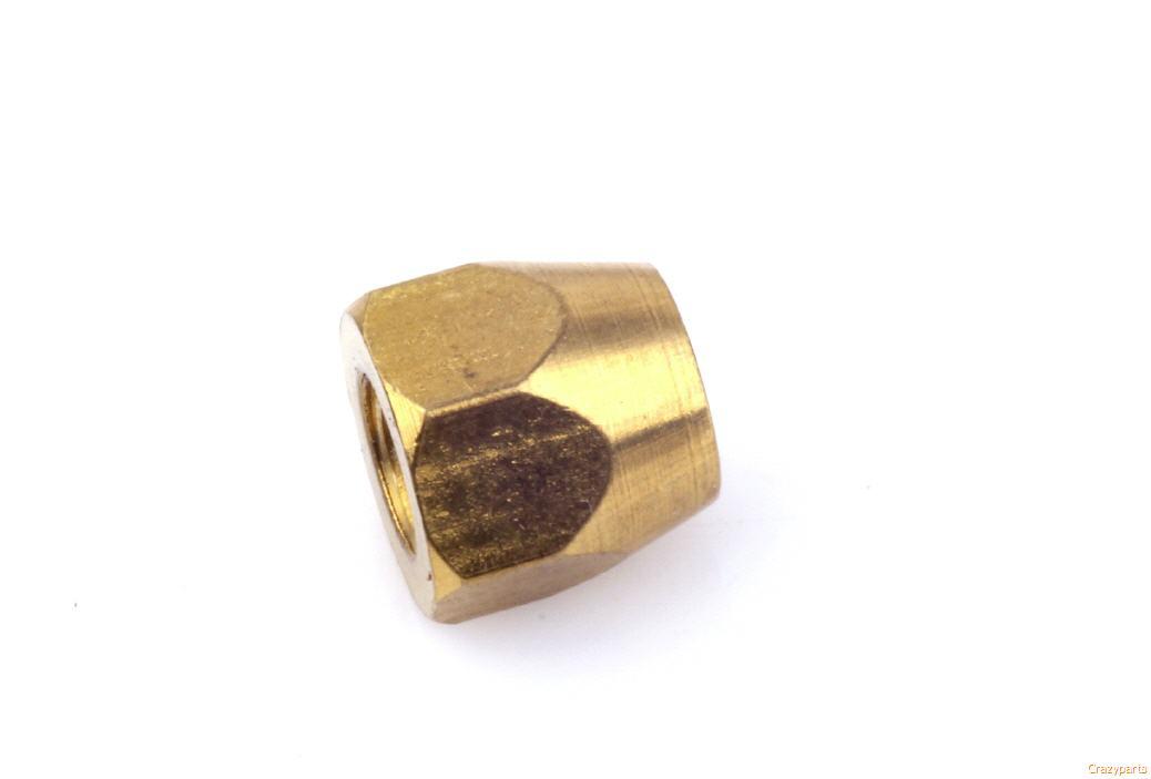 Gibson® Trussrod Brass Nut