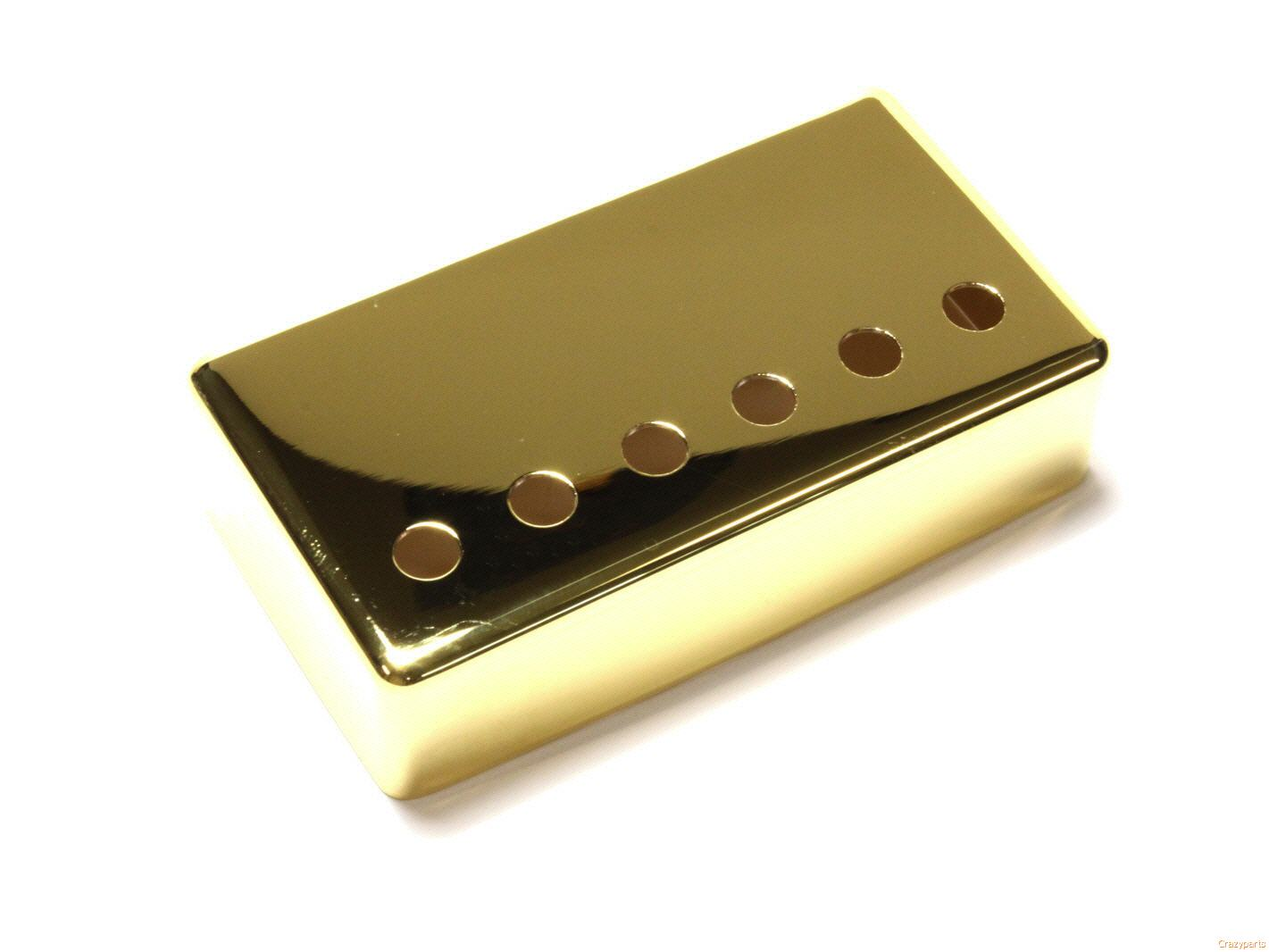 Humbucker Cover Gold Plated 49 2mm