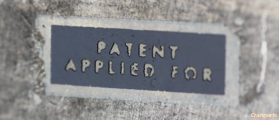 Patend granted sounds strange...