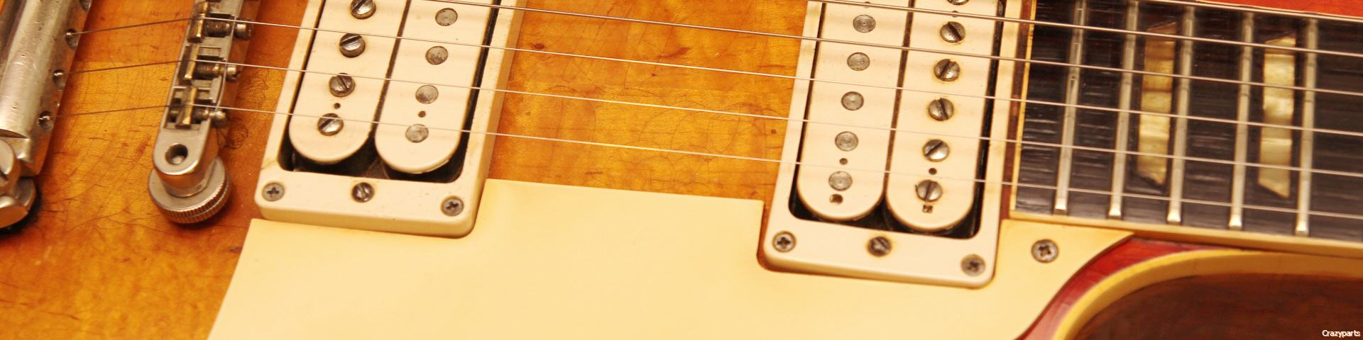 Les Paul Custom 3-Ply Pickguard Historic Collection//CC Models 2009-current