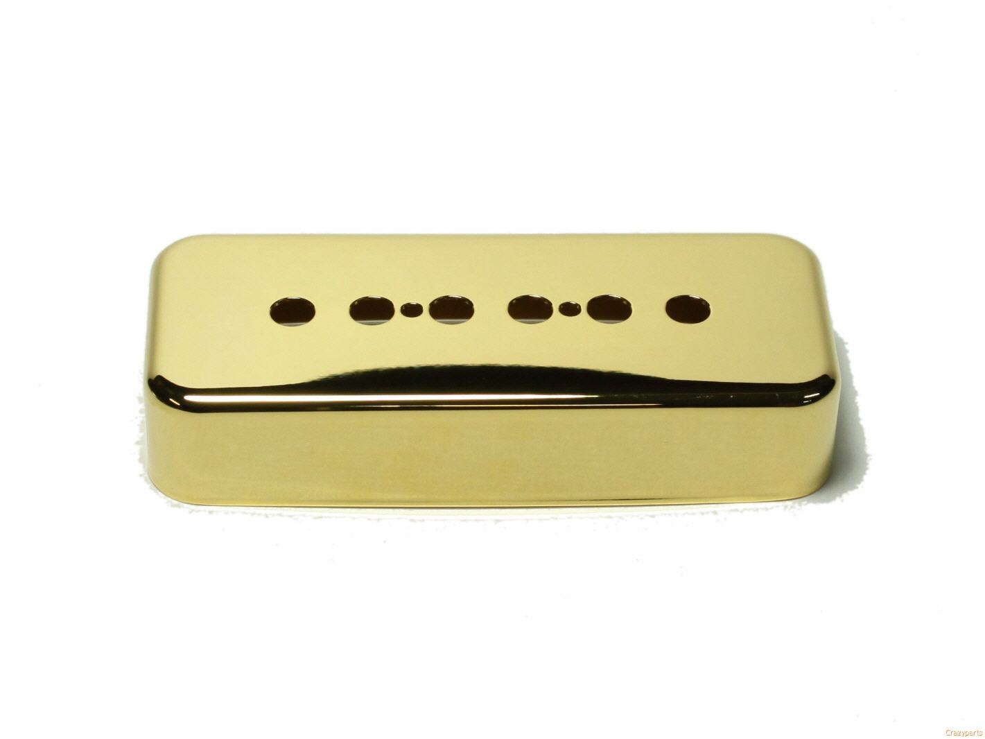 P90 Soapbar Cover Gold Plated 50mm